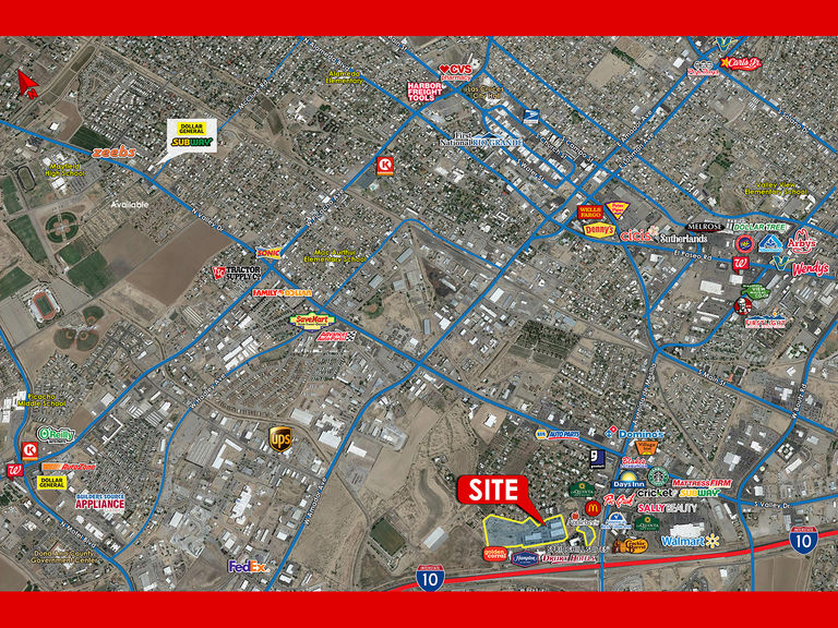 Mesilla Valley Business Park & Land, 1A-20, Building #1630, 1640, 1680, Las Cruces, New Mexico 88005