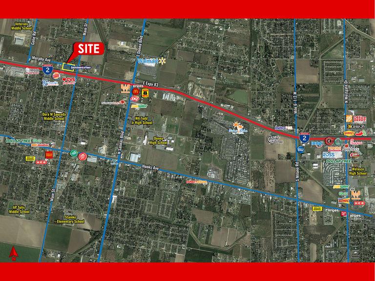 804 W Expressway 83, 3, Donna, Texas 78537
