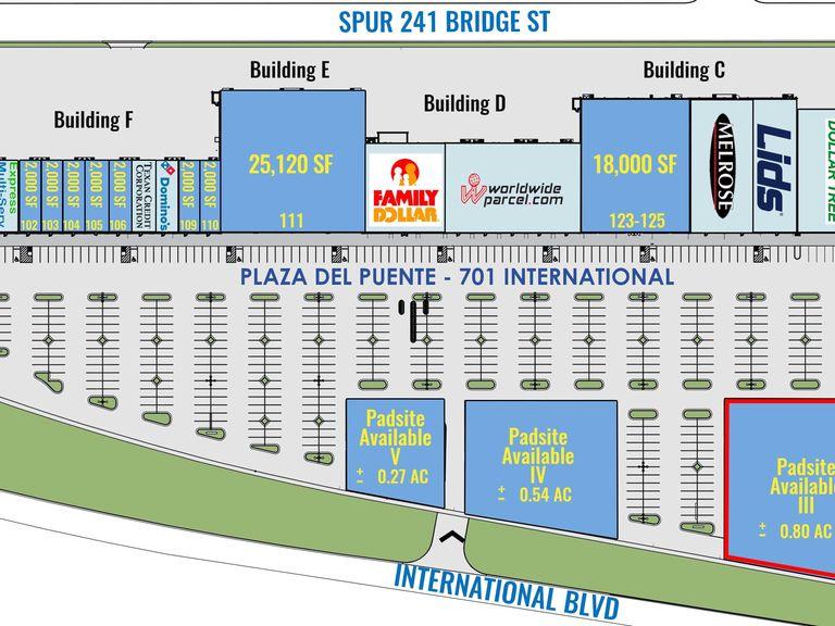 701 International Blvd, III, Hidalgo, Texas 78557