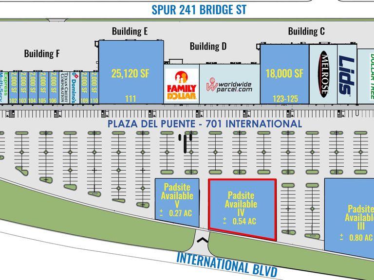701 International Blvd, IV, Hidalgo, Texas 78557