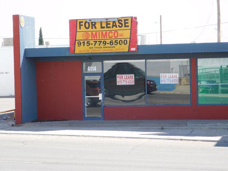 4114 Montana Ave, El Paso, Texas 79903