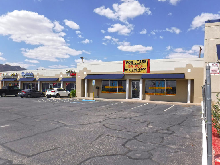 4301 Montana Ave , Suite #E, El Paso, Texas 79903