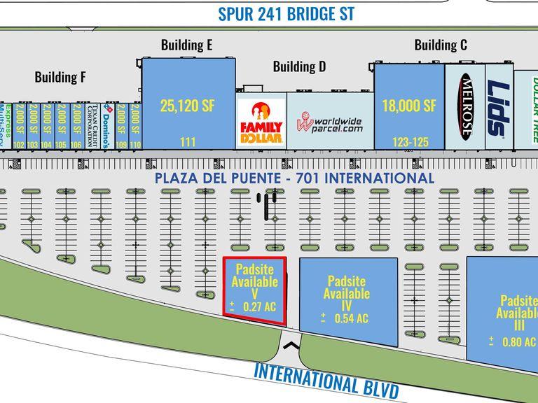 701 International Blvd, V, Hidalgo, Texas 78557