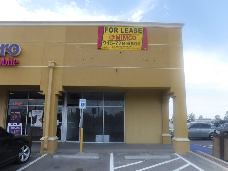 14026 Horizon Blvd, Suite #8, Horizon, Texas 79928