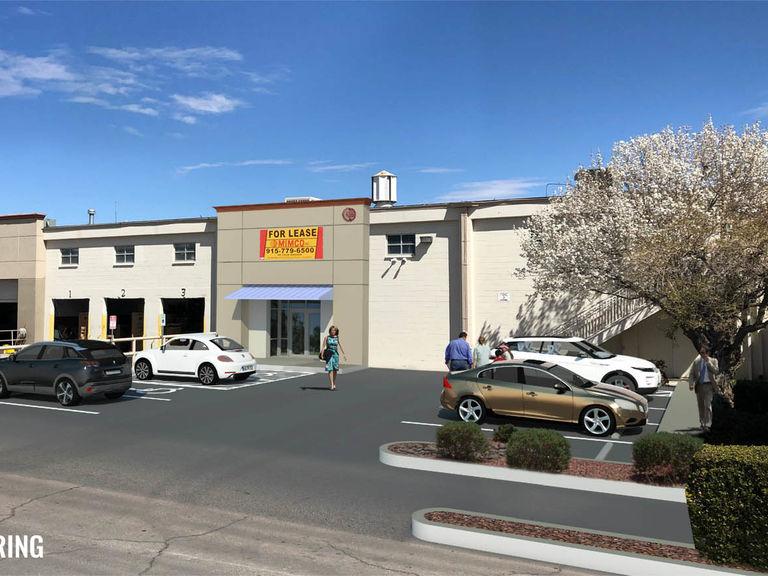 6500 Montana Ave, Suite #Warehouse, El Paso, Texas 79925
