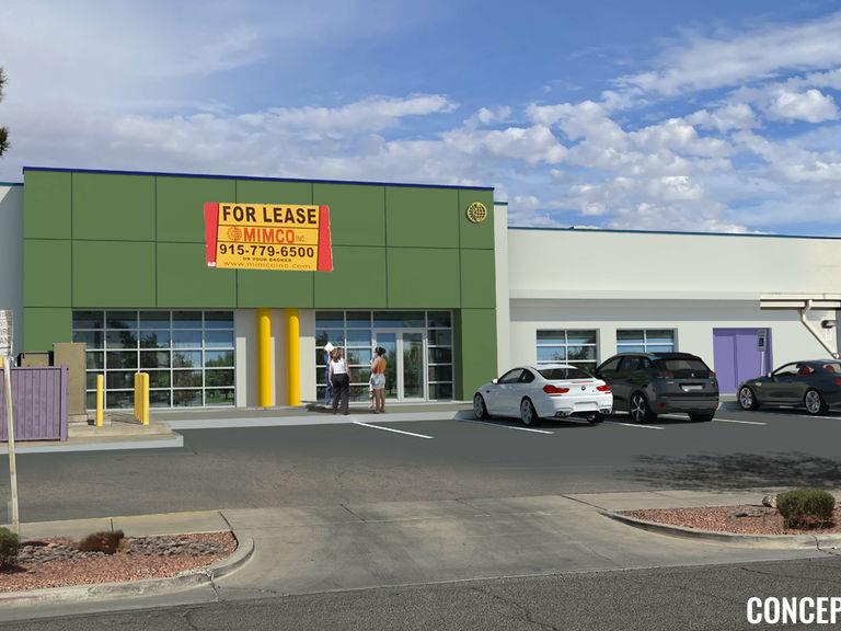 6600 Montana Ave, Suite #P, El Paso, Texas 79925