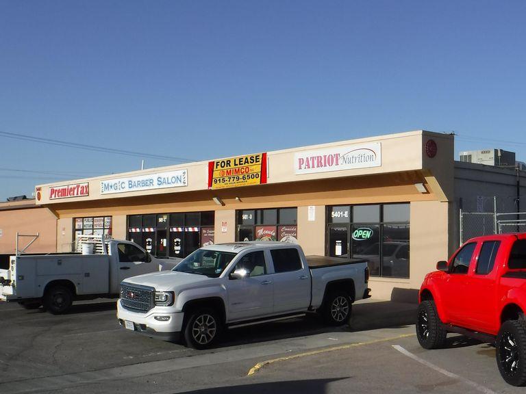5401 Gateway South Blvd, Suite #D, El Paso, Texas 79904