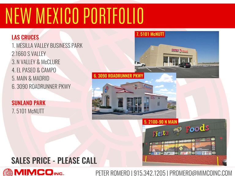 New Mexico Portfolio