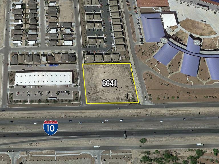 6585 & 6641 S Desert Blvd (Land)