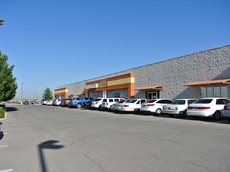 Mesilla Valley Business Park
