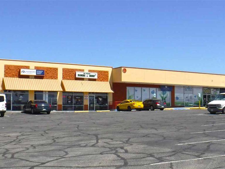Bel Air Shopping Center
