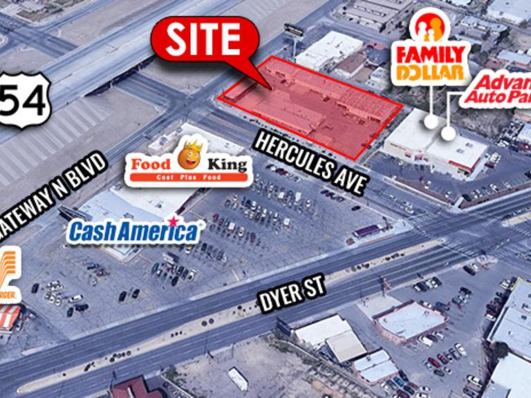 4405 Hercules Ave (Land)
